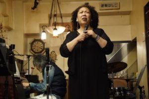 jazz vocal 有冨由美