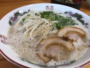 豚骨ラーメン専門店「鷹多花」